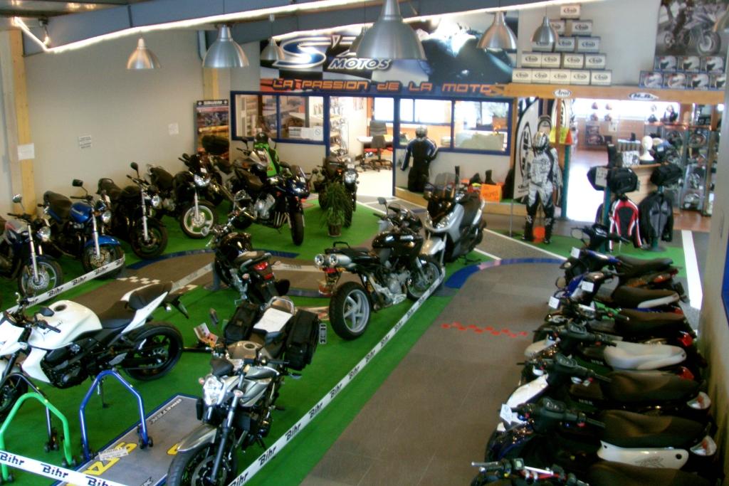 Depot vente moto